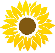 Load image into Gallery viewer, Sunflower Vinyl Sticker