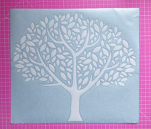 Load image into Gallery viewer, Tree Vinyl Sticker - Create Window, Wall or Glass Display - 7 Colours to Choose from