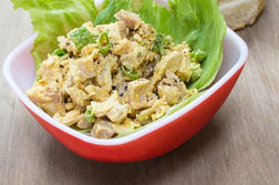 Chicken Curry Salad