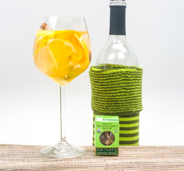 Mulled White Wine Sangria
