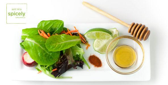 Cayenne Lime Dressing & Marinade