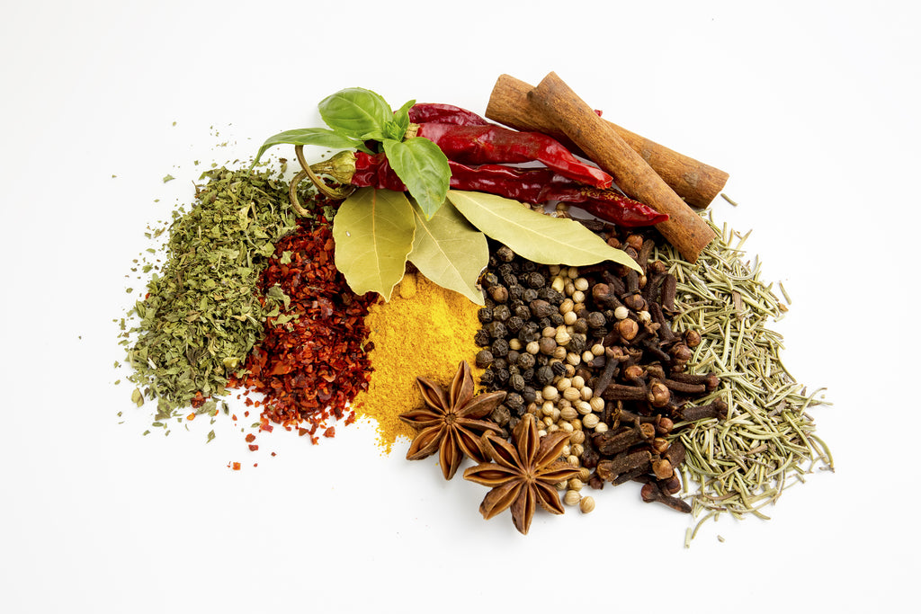 The Case for Organic Spices & Herbs: QuickAnswers.
