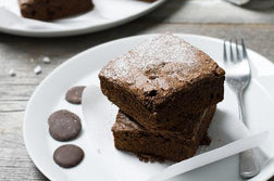 Midnight Mocha Brownies