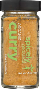 Organic Curry Powder Seasoning