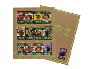 International Spice Gift Set - Gift for all occasions - Healthy
