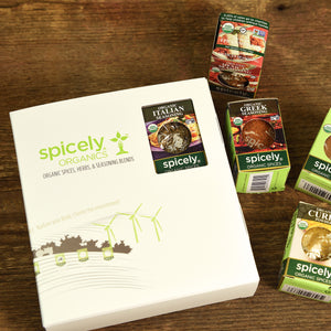 International Flavors: 6pk Gift Set