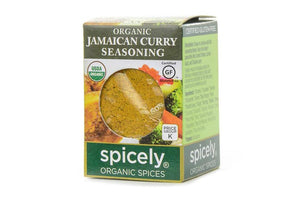 Organic Curry Jamaican
