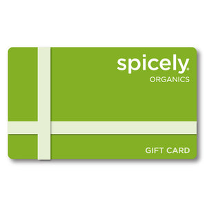 E-Gift Card - Spicely Organics
