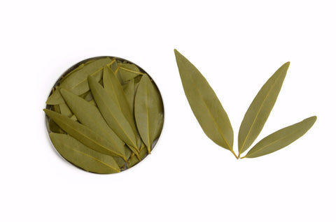 Organic California Bay Leaves, Whole - Spicely Organics  - 1