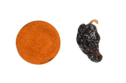 Organic Chili Ancho, Ground - Spicely Organics  - 1