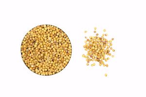 Organic Coriander Seeds, Whole - Spicely Organics  - 1