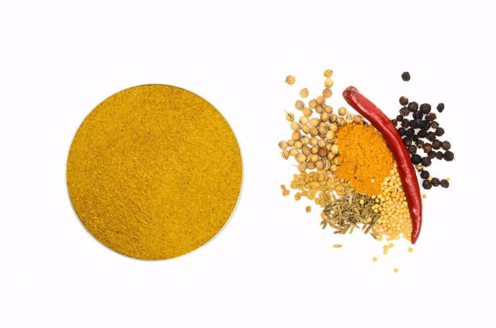 Organic Curry Powder Seasoning - Spicely Organics  - 1
