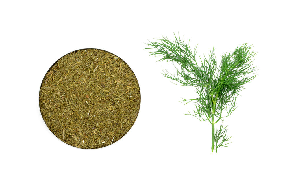 Organic Dill Weed - Spicely Organics