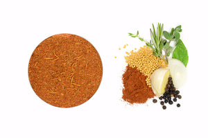Organic Fish Grill and Broil Seasoning - Spicely Organics  - 1