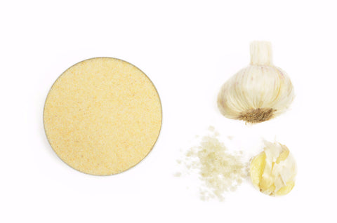 Organic Garlic Salt Seasoning - Spicely Organics