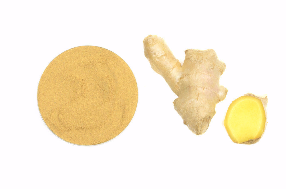 Organic Ginger, Ground - Spicely Organics  - 1