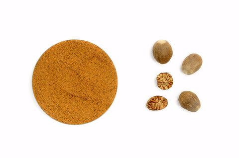 Organic Nutmeg, Ground - Spicely Organics