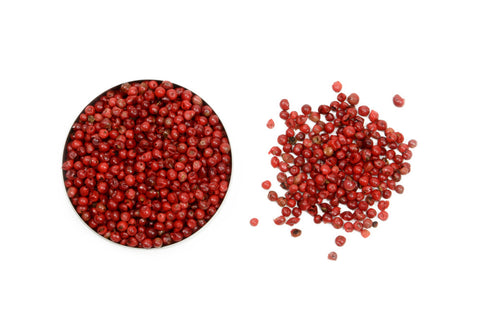 Organic Peppercorn Pink, Whole - Spicely Organics  - 1