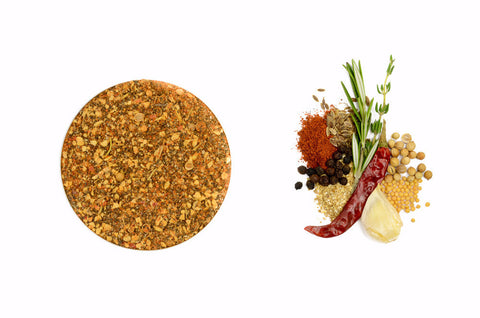Organic Rib Eye Steak Seasoning - Spicely Organics  - 1