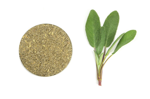 Organic Sage, Rubbed - Spicely Organics  - 1