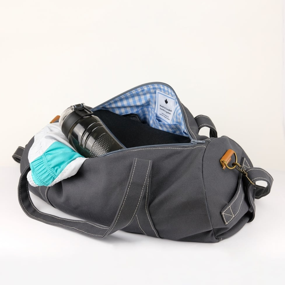 Everyday Canvas Gym Bag