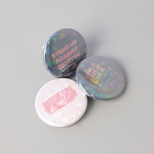 Holographic Pin Pack (3)