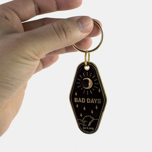 Good Days, Bad Days Keychain