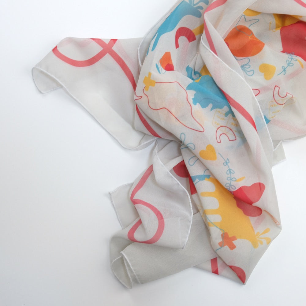 Gifts of Joy Summer Scarf