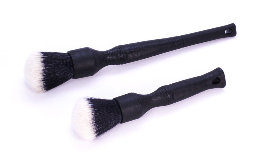 Ultra-Soft TriGrip Detailing Brush Set - Detail Factory