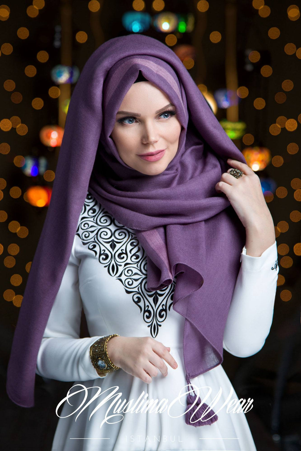 Queen Hijab Trend Vizon