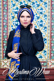 Muslima Wear Blazer Black Dress 1