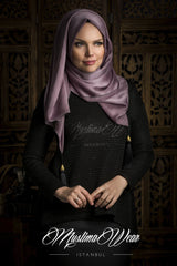 Black MW Knitted Blouse - Muslima Wear
