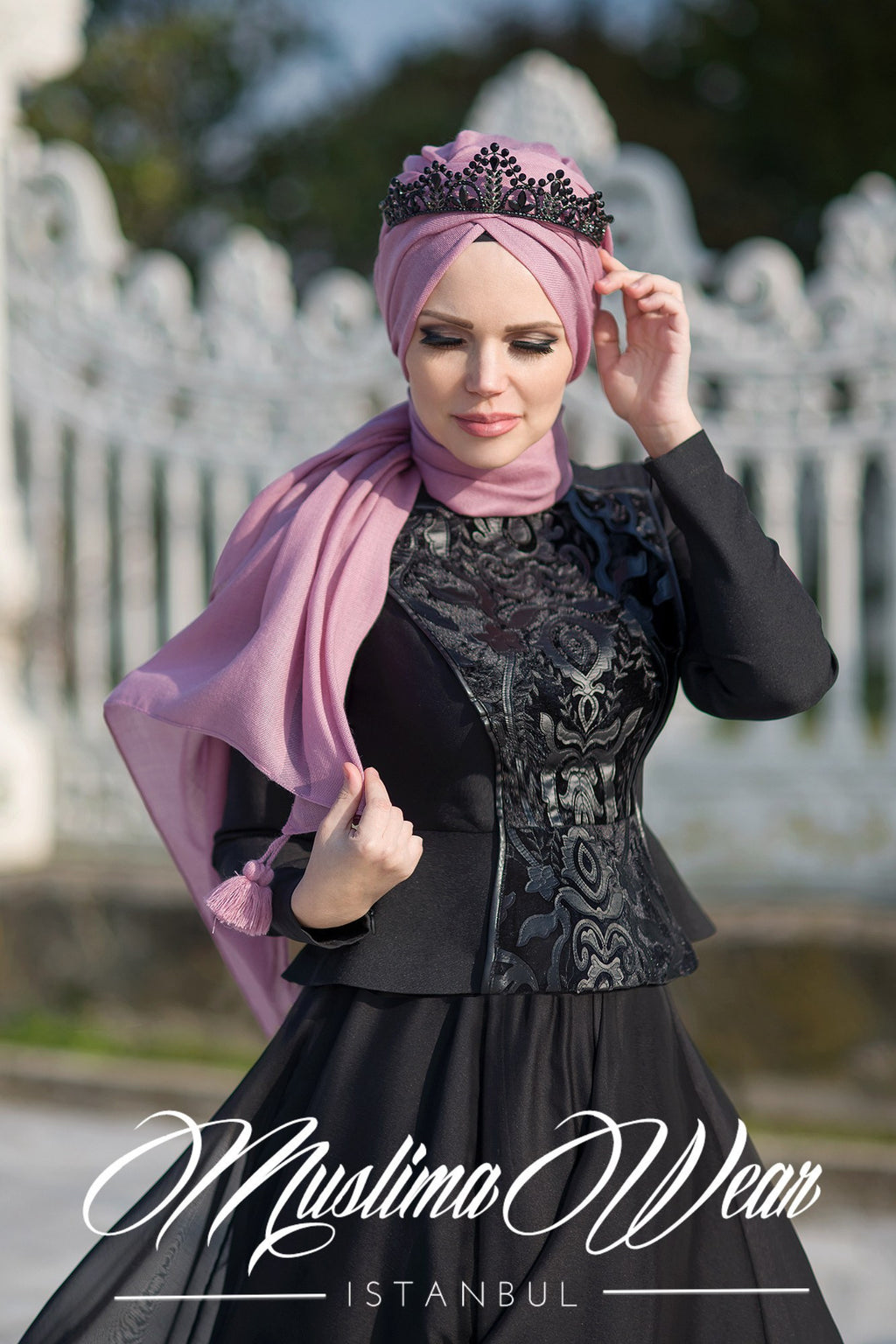 Muslima Wear SULTAN Blouse 2016