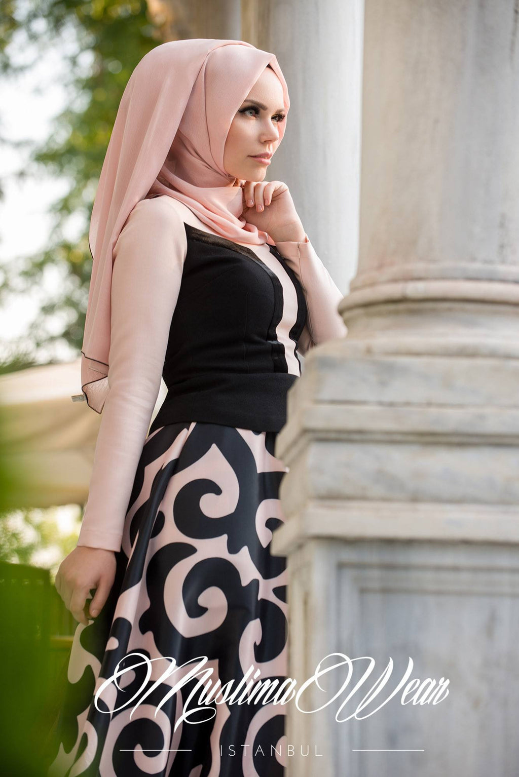 Muslima Wear Blouse