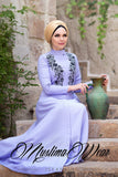 Nevbahar Dress Lavender 2