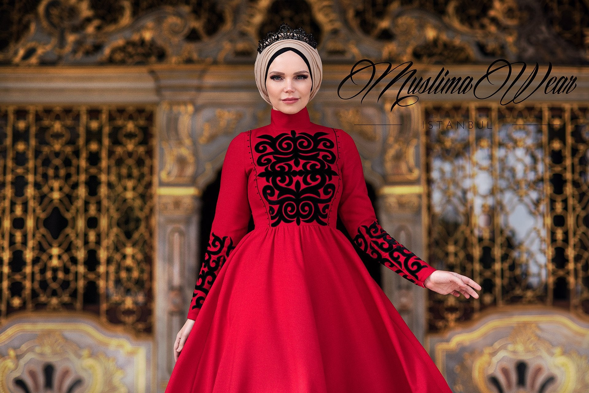 Muslima Wear New Collection Nevbahar