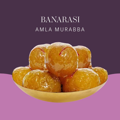Banarasi Amla Murabba - Postcard - Local Flavours of India.
