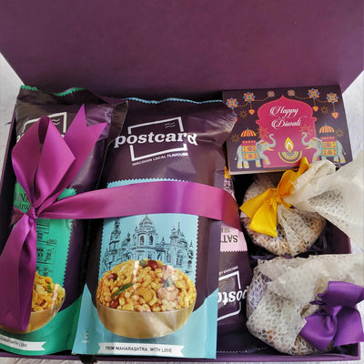Diwali Gift Box by ThePostcard