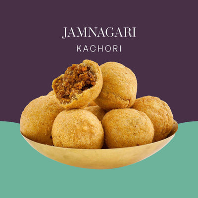 Jamnagari Kachori by ThePostcard