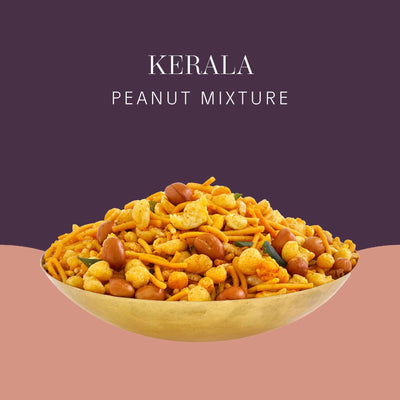 Kerala Peanut Mixture by ThePostcard
