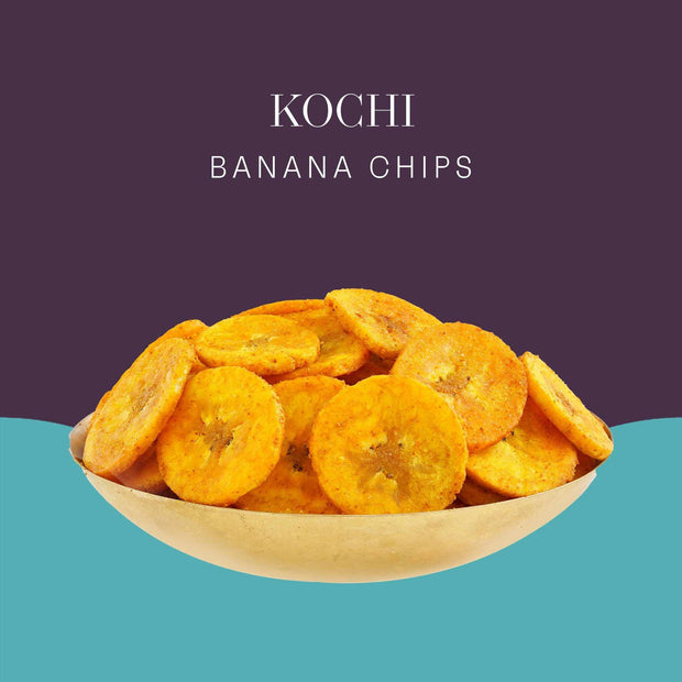 Kochi Masala Banana Chips by ThePostcard