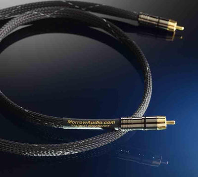 SUB1 Subwoofer Cable - 8 SSI Wires - Morrow Audio