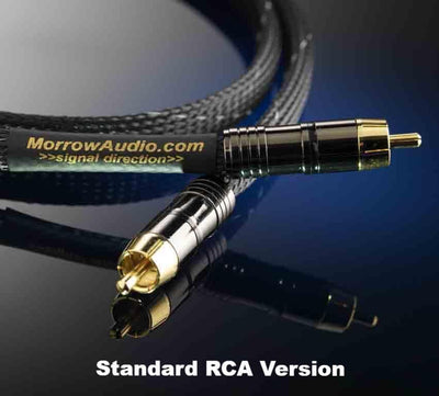 SUB2 Subwoofer Cable - 14 SSI Wires - Morrow Audio