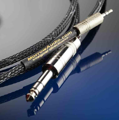 Reference M Mini/ Patch Cable - 24 SSI Wires - Morrow Audio