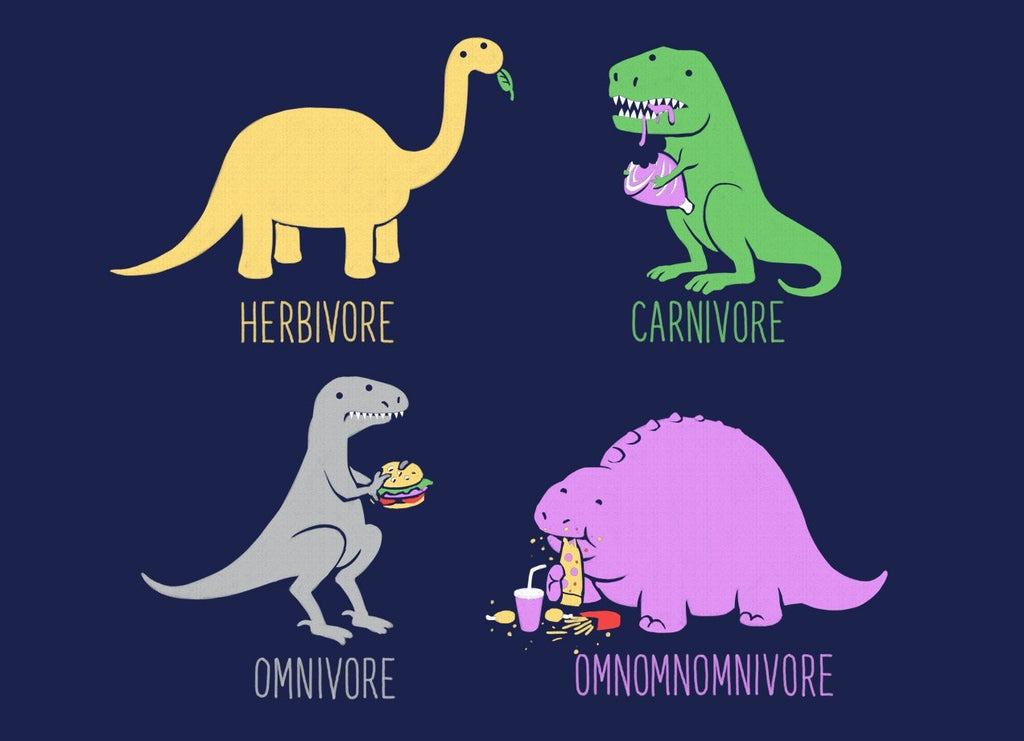 Threadless - OMNOMNOMNIVORE T-Shirt
