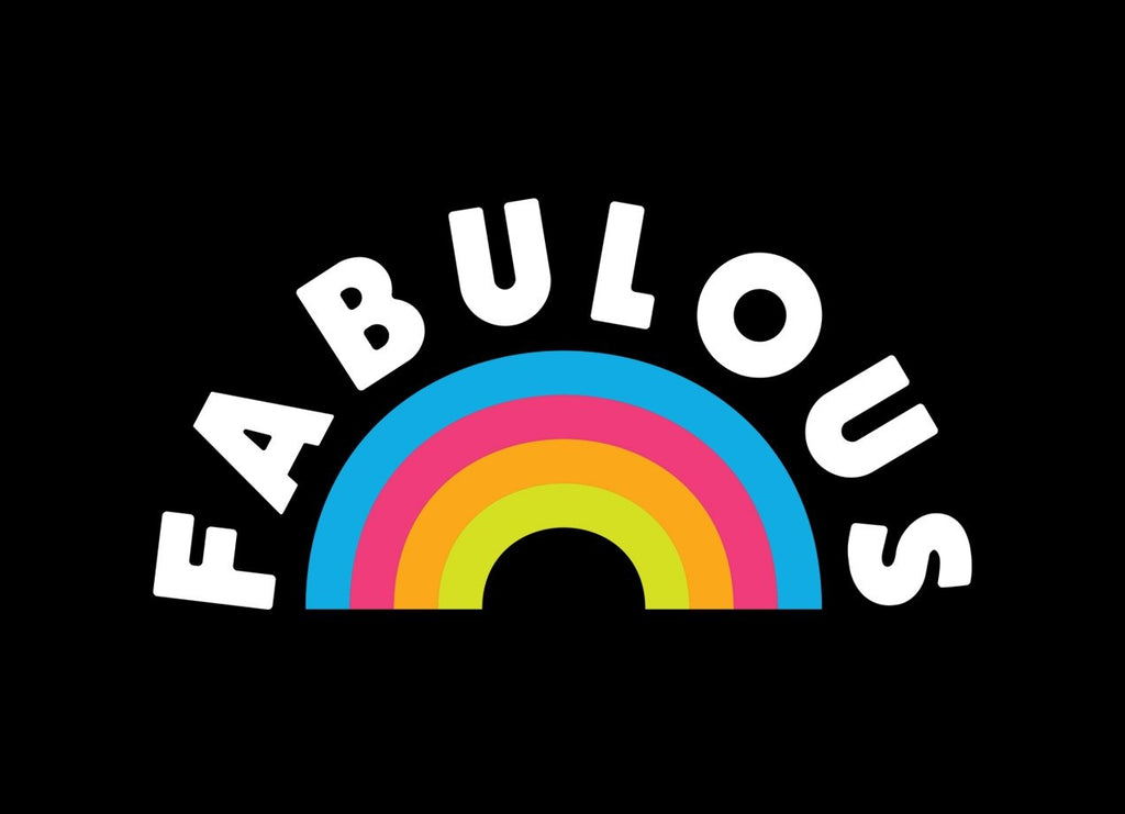 Threadless - Fabulous Black T-Shirt by Missaire Julien