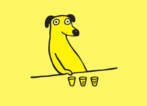 Threadless - DOG DRUNKARD T-Shirt