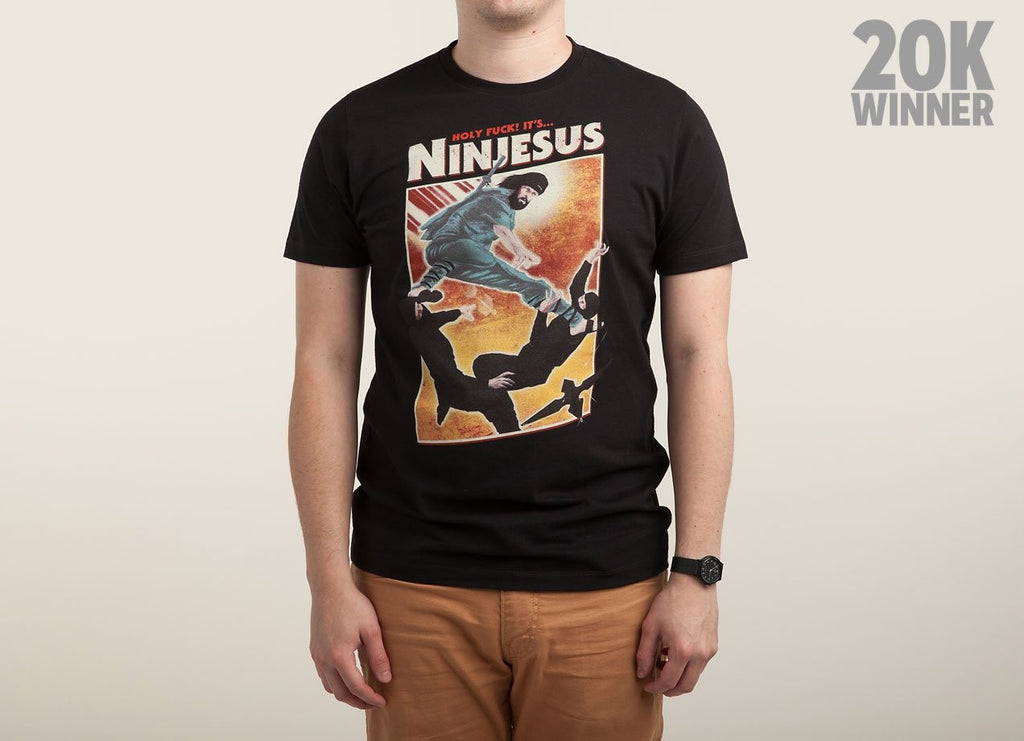 Threadless - NINJESUS T-Shirt