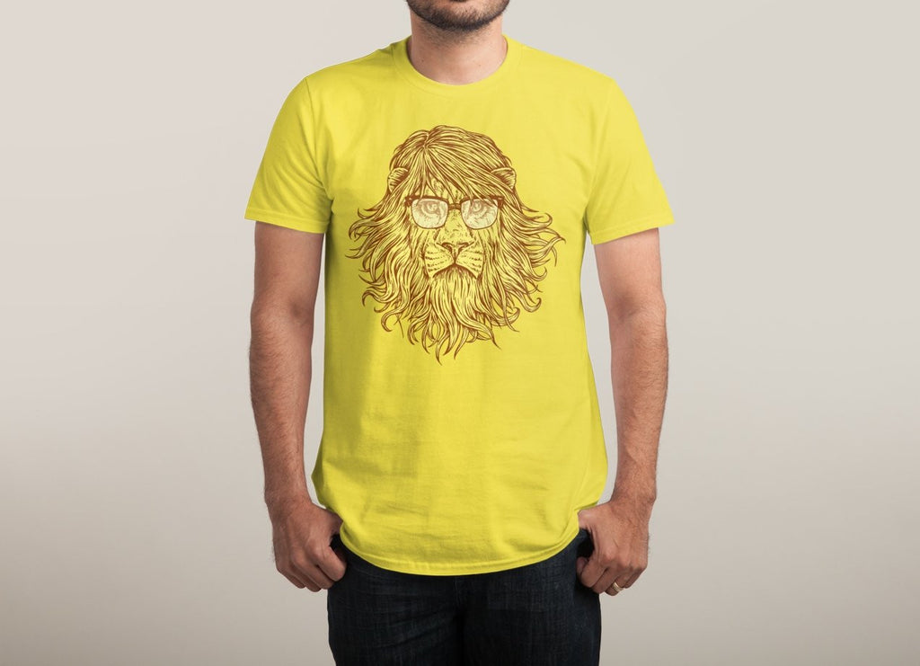 Threadless - LIONS ARE SMARTER THAN I AM T-Shirt
