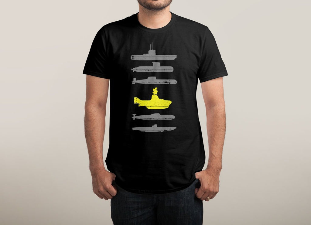 Threadless - KNOW YOUR SUBMARINES T-Shirt